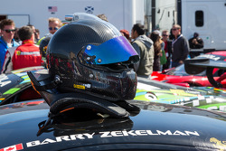 Helmet of Barry Zekelman