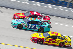 Jamie McMurray, Ricky Stenhouse Jr., Joey Logano