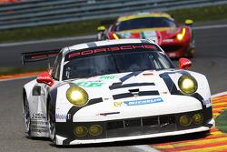 WEC: #91 Porsche Team Manthey Porsche 911 RSR: Patrick Pilet, Jörg Bergmeister, Nick Tandy