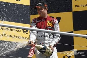 Third place Adrien Tambay