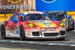 #73 Park Place Motorsports Porsche 911 GT America: Patrick Lindsey, Kevin Estre
