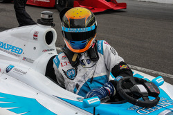 INDYLIGHTS: Race winner Matthew Brabham