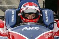 Martin Plowman, A.J. Foyt Enterprises Honda