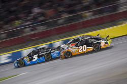 Kasey Kahne and Matt Kenseth