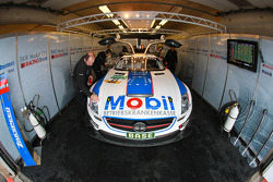 BKK Mobil Oil Racing Team Zakspeed Mercedes-Benz SLS AMG GT3