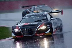 BES: #1 Belgian Audi Club Team WRT Audi R8 LMS Ultra: Marc Basseng,Cesar Ramos, Laurens Vanthoor