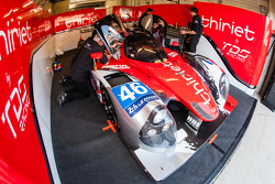 #46 Thiriet By TDS Racing Ligier JS P2 - Nissan