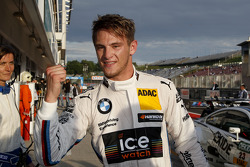 Pole for Marco Wittmann, BMW Team RMG BMW M4 DTM