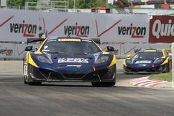 Alex Figge, McLaren 12C GT3