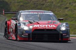 SUPERGT: #23 Nismo Nissan GT-R: Tsugio Matsuda, Ronnie Quintarelli