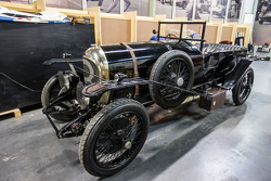 Bentley 3L Sport Torpedo Vanden Plas, winning car of the 24 Hours of Le Mans in 1924