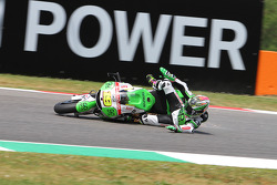 Trouble for Alvaro Bautista, Go & Fun Honda Gresini