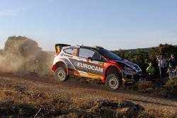 Jaroslav Melicharek and Erik Melicharek, Ford Fiesta WRC