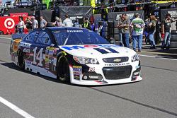 NASCAR-CUP: Tony Stewart, Stewart-Haas Racing Chevrolet