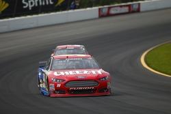 NASCAR-CUP: Carl Edwards, Roush Fenway Racing Ford