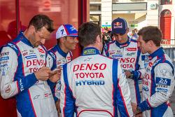Toyota drivers