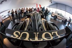 Lotus T129 LMP1 presentation: the new Lotus T129 LMP1