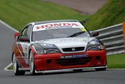 Ric Wood, Ex Gabrielle Tarquini 1997 BTCC Honda Accord ST
