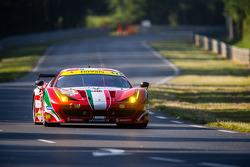 #60 AF Corse Ferrari 458 Italia: Peter Ashley-Mann, Lorenzo Casé, Raffaele Giammaria