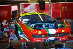 #60 AF Corse Ferrari 458 Italia
