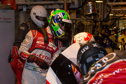 Lucas Di Grassi taking over for Tom Kristensen