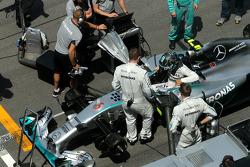 F1: Nico Rosberg, Mercedes AMG F1 Team