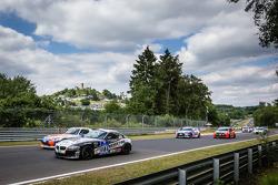 Start: #181 Adrenalin Motorsport BMW Z4 3.0si: Christian Büllesbach, Christian Drauch, Werner Gusenbauer, Josef Stengel
