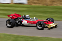 1968 Lotus-Cosworth 49B - Greg Thornton