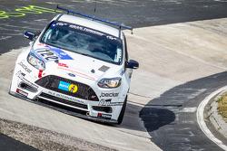 #122 Ford Focus: Patrick Prill, Jens Ludmann