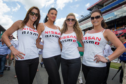 Nissan girls
