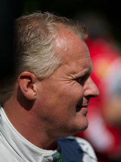 J Herbert - Mercedes AMG F1