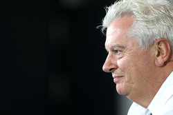 F1: Pat Symonds, Williams Chief Technical Officer