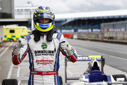 GP3: Polesitter Jimmy Eriksson