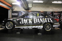 Special livery celebrating the 300th race for Jack Daniels Racing