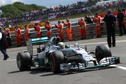F1: Lewis Hamilton, Mercedes AMG F1