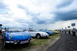 Le Mans Classic atmosphere