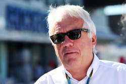 F1: Charlie Whiting, FIA Delegate