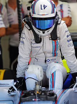 Susie Wolff, Williams FW36 Development Driver