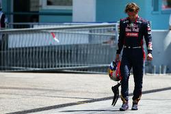 F1: Jean-Eric Vergne, Scuderia Toro Rosso