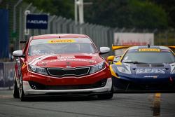 #36 Kia Racing/Kinetic Motorsports Kia Optima: Nic Jonsson