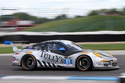 #81 GB Autosport Porsche 911 GT America: Matt Bell, Damien Faulkner