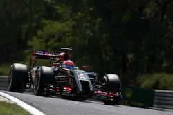 F1: Romain Grosjean , Lotus F1 Team
