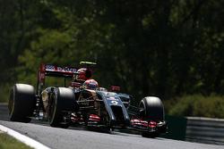 Pastor Maldonado , Lotus F1 Team