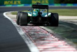 Marcus Ericsson , Caterham F1 Team