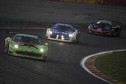 #333 GT Corse by Rinaldi Ferrari 458 Italia: Vadim Kogay, Rinat Salikhov, Marco Seefried