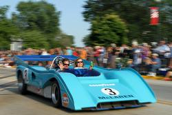 VINTAGE: #3 1972 McLaren M8F: Rick Knoop