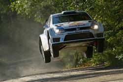 WRC: Sébastien Ogier and Julien Ingrassia, Volkswagen Polo WRC, Volkswagen Motorsport