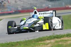 INDYCAR: Josef Newgarden, Sarah Fisher Hartman Racing