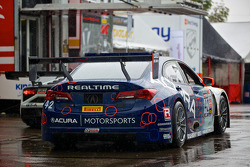 #42 RealTime R&L Acura TLX-GT: Peter Cunningham