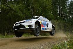WRC: Andreas Mikkelsen and Ola Floene, Volkswagen Polo WRC, Volkswagen Motorsport